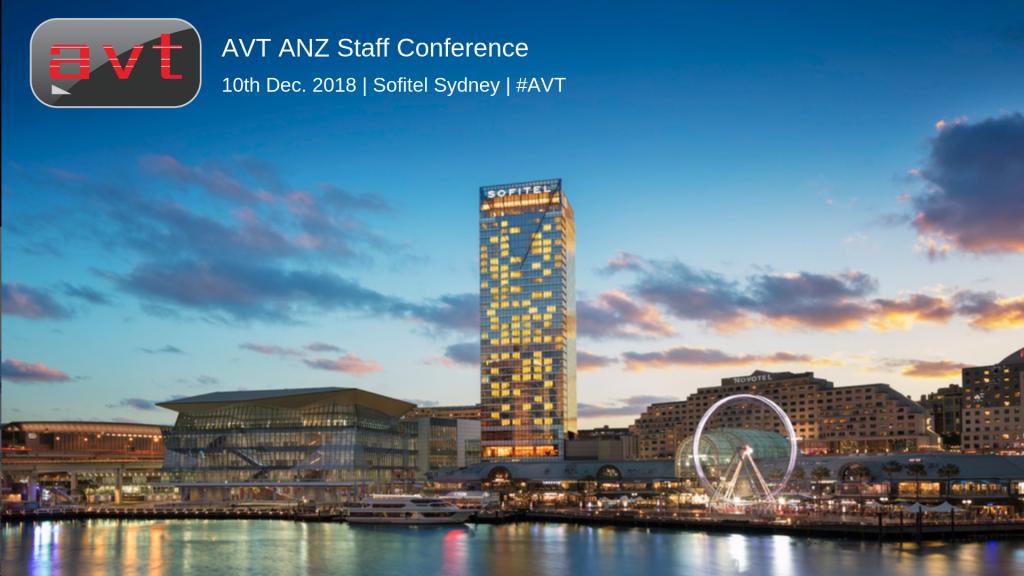 AVT ANZ Conference