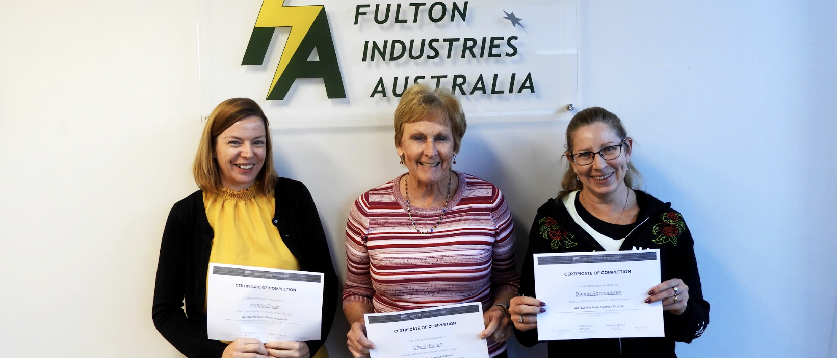 Fulton Industries Australia