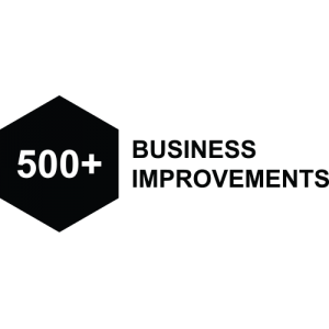 AVT Awards 500 Business Improvements