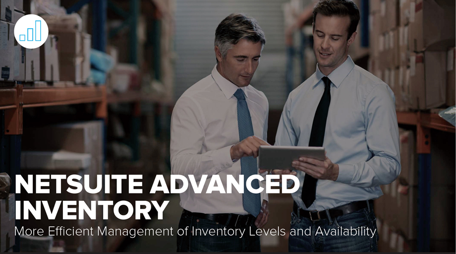 Data Sheet NetSuite Advanced Inventory