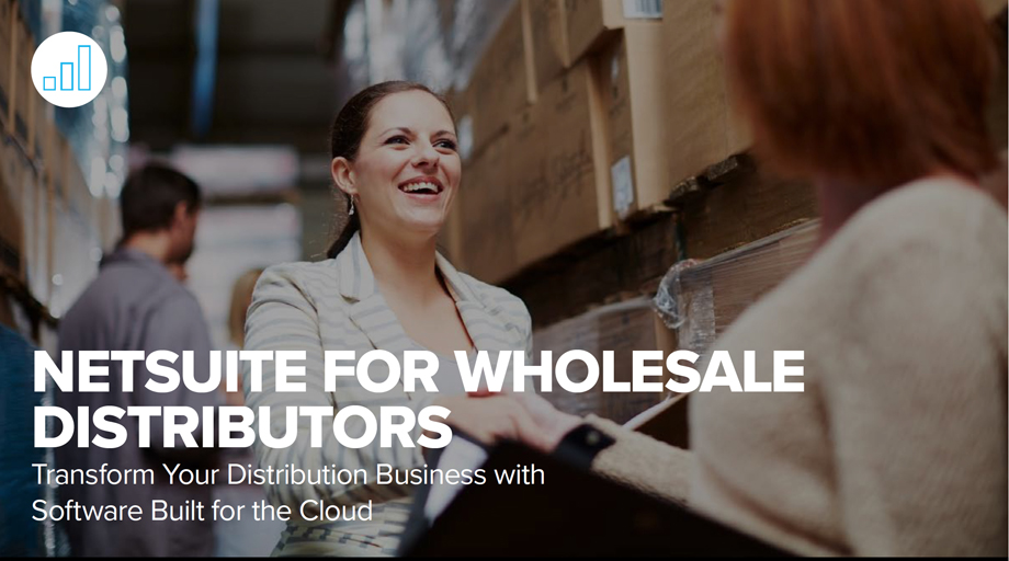 Data Sheet NetSuite for Wholesale Distributors