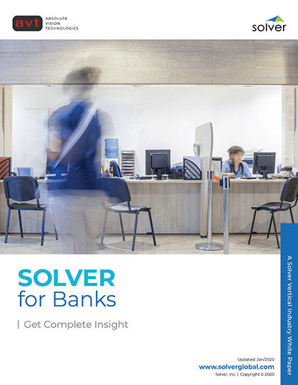 AVT Industry - Solver for Banks