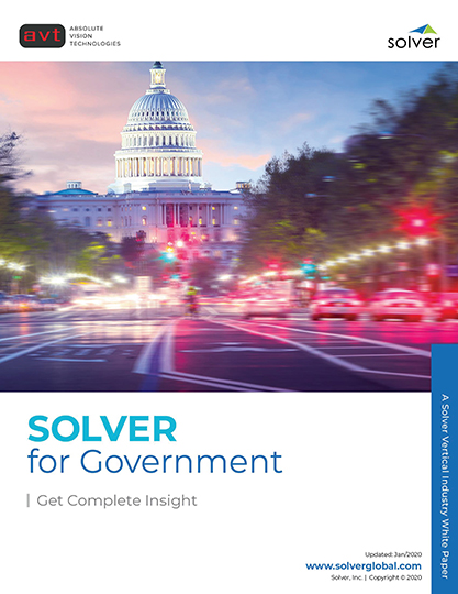 AVT Industry - Solver for Government