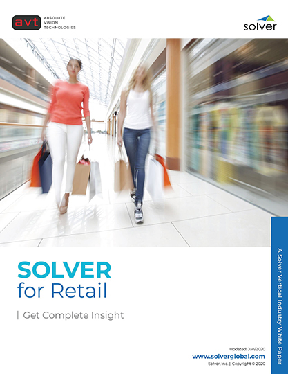 AVT Industry - Solver for Retail