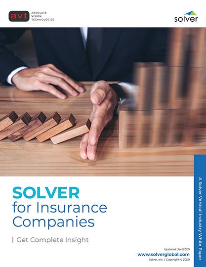 AVT Industry - Solver for Insurance Companies