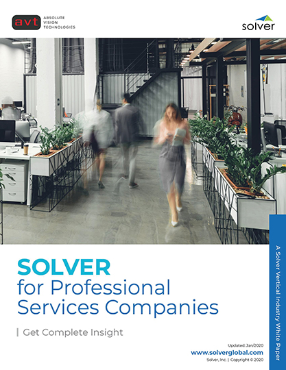 AVT Industry - Solver for Services Companies