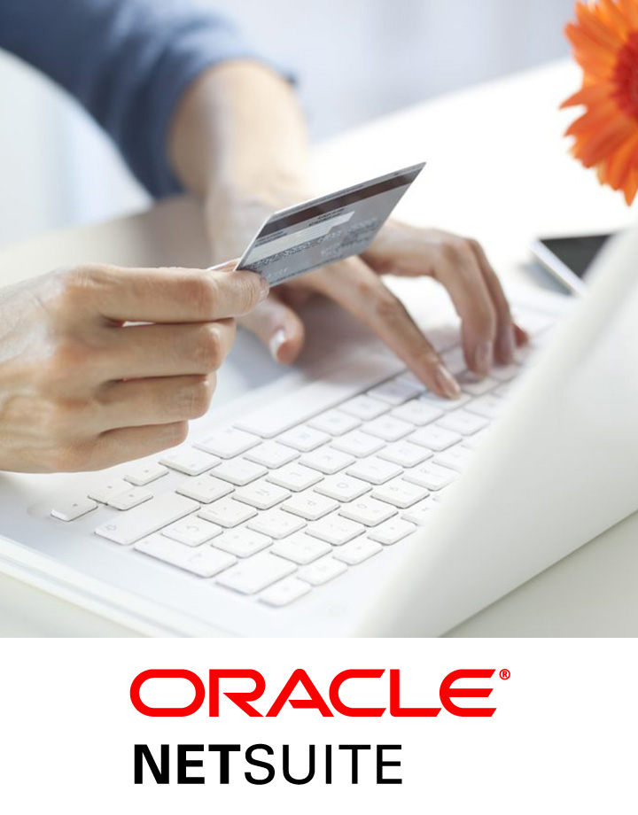 NetSuite for ERP – B2B & B2C eCommerce