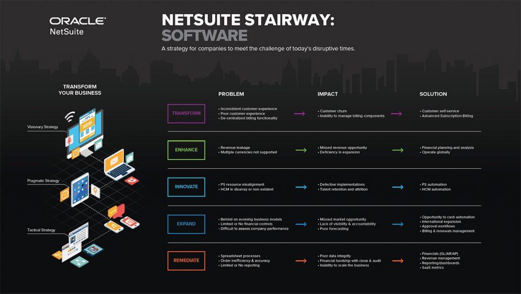 NetSuite Stairway: Software
