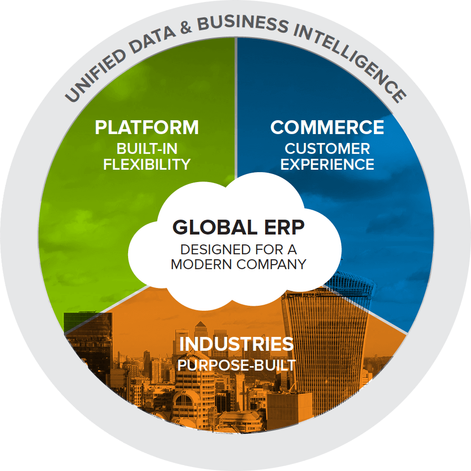 Unified Data and Business Intelligence