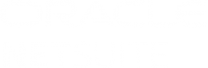 Oracle NetSuite - Logo White