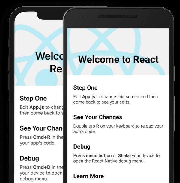 React Native Phone