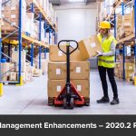 Warehouse Management Enhancements - AVT 2020.2 Release Notes