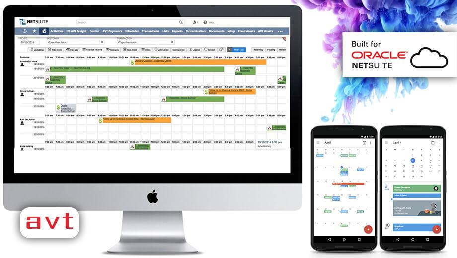 AVT SuiteApp - AVT Resource Management Solution on NetSuite