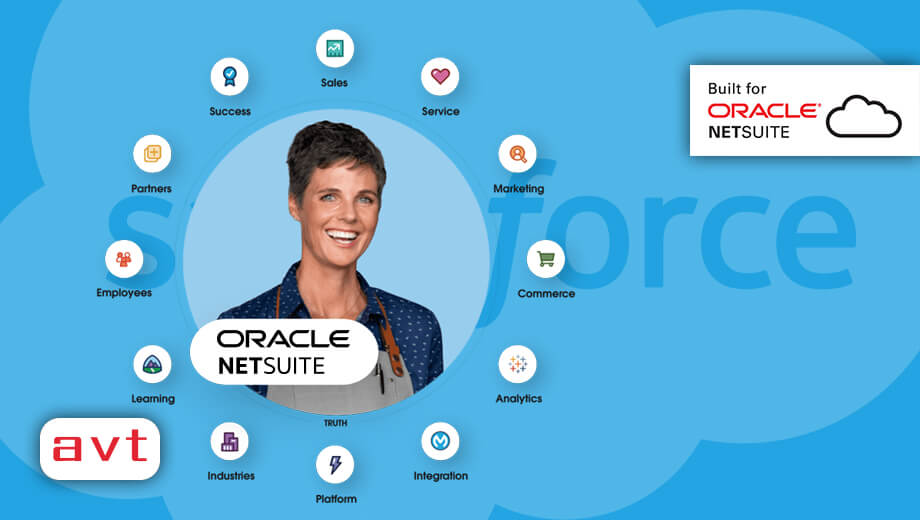 AVT SUiteApp - AVT Salesforce NetSuite Connector