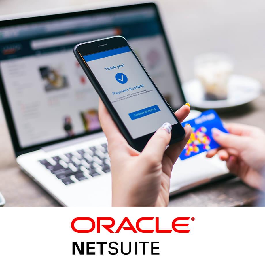 AVT NetSuite for B2B & B2C eCommerce