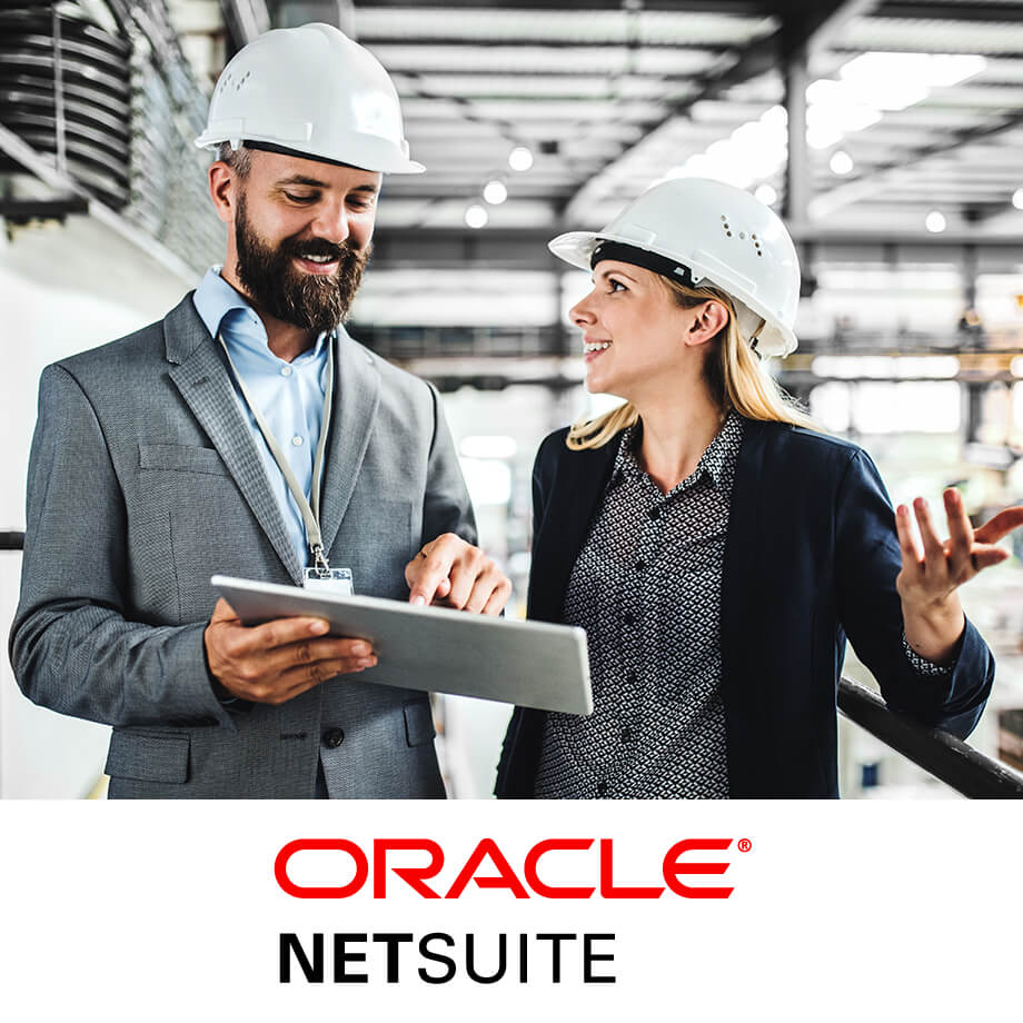 AVT NetSuite for Manufacturing Companies